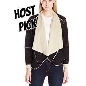 NWOT Trendy Open Front Cardigan